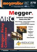MEGGER 2004